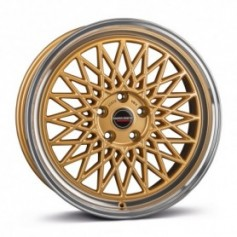 Cerchi in lega Borbet B 18x8 ET 45 5x112 gold rim polished