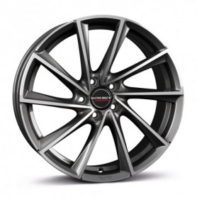 Cerchi in lega Borbet VTX 19x7,5 ET 30 5x112 graphite polished