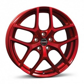 Cerchi in lega Borbet Y 19x8 ET 50 5x112 candy red